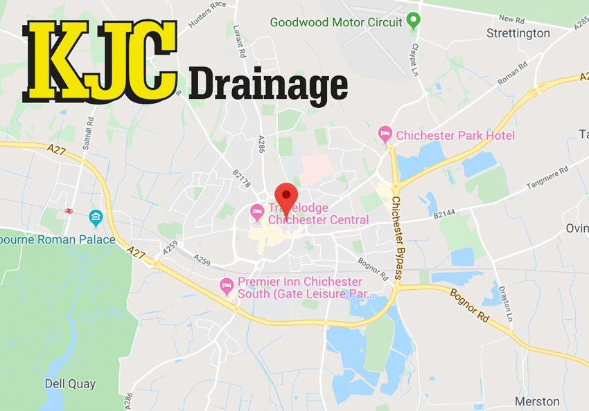drainage company in chichester