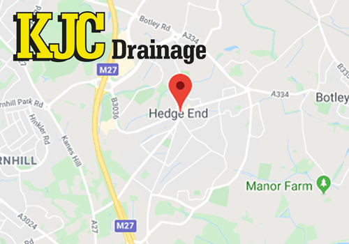 drain plumbing company hedge end