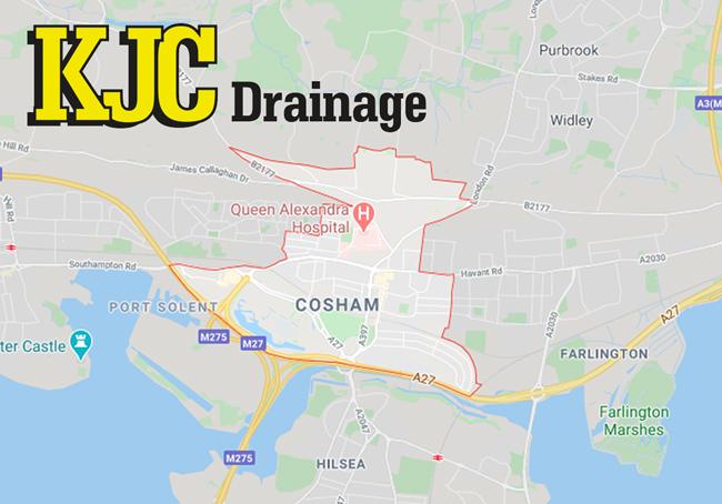 kjc drainage cosham