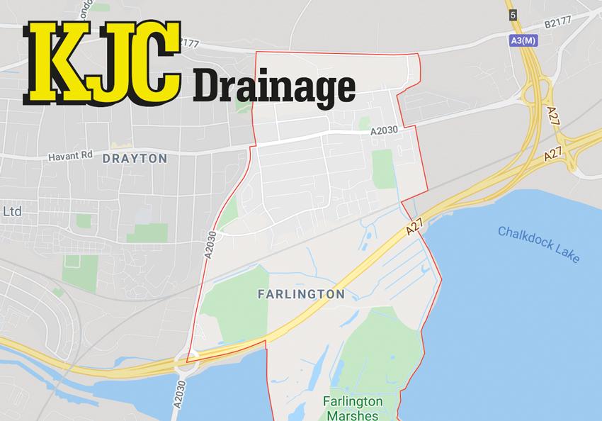 kjc drainage company in farlington